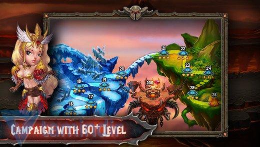 Epic Heroes War Ekran Görüntüleri - 1