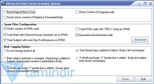 eScan Antivirus Ekran Görüntüleri - 4