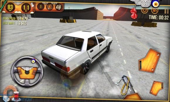 Eski Model Araba Simulatörü 3D Ekran Görüntüleri - 4