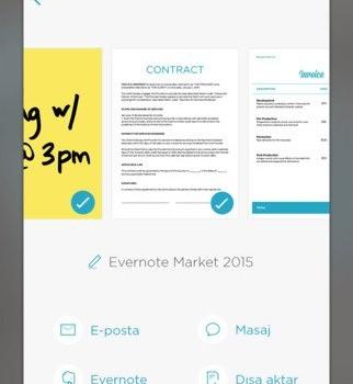 Evernote Scannable Ekran Görüntüleri - 1