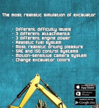 Excavator Simulator Ekran Görüntüleri - 2