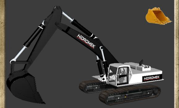 Excavator Simulator Ekran Görüntüleri - 4