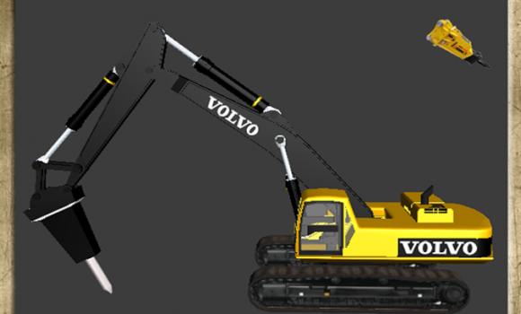 Excavator Simulator Ekran Görüntüleri - 3