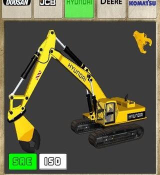 Excavator Simulator Ekran Görüntüleri - 1