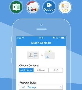ExcelContacts Ekran Görüntüleri - 4