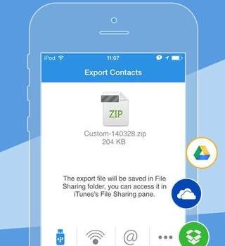 ExcelContacts Ekran Görüntüleri - 3
