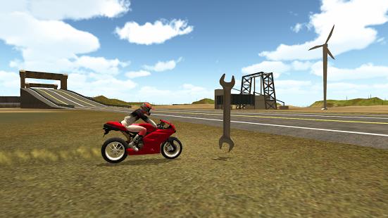 Extreme Traffic Motorbike Pro Ekran Görüntüleri - 3