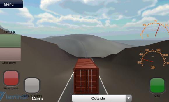 Extreme Truck Driving 3D Ekran Görüntüleri - 2