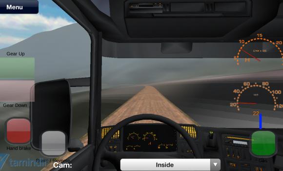 Extreme Truck Driving 3D Ekran Görüntüleri - 1