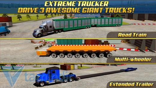 Extreme Truck Parking Simulator Game Ekran Görüntüleri - 3