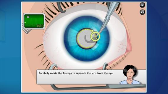 Eye Surgery Ekran Görüntüleri - 2