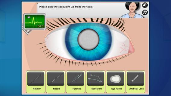 Eye Surgery Ekran Görüntüleri - 1
