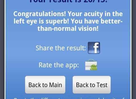 Eye Test Ekran Görüntüleri - 3