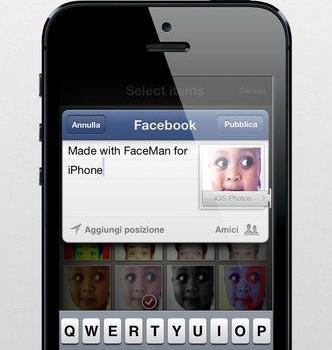FaceMan Ekran Görüntüleri - 2
