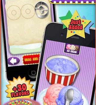 Fair Food Maker Game Ekran Görüntüleri - 1