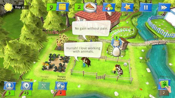Family Farm: Goodfolks Ekran Görüntüleri - 4