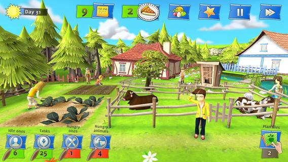 Family Farm: Goodfolks Ekran Görüntüleri - 3