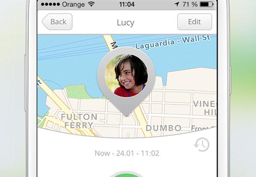 Family GPS Tracker Ekran Görüntüleri - 2
