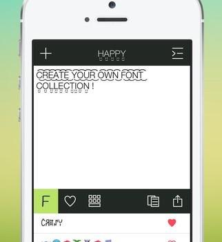 Fancy Fonts Ekran Görüntüleri - 2