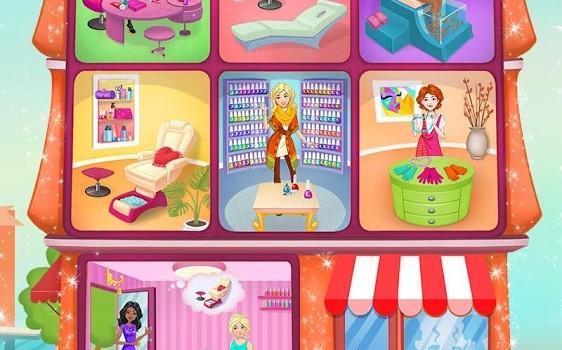 Fancy Nail Shop Ekran Görüntüleri - 3