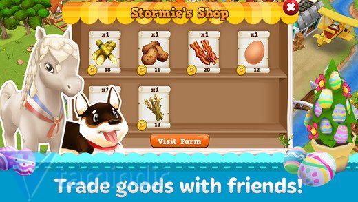 Farm Story 2 Ekran Görüntüleri - 1