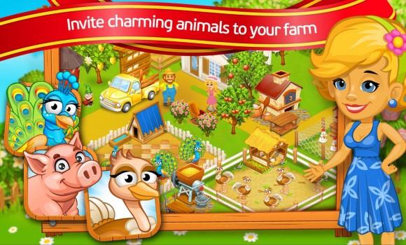 Farm Town Ekran Görüntüleri - 5