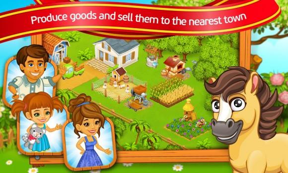 Farm Town Ekran Görüntüleri - 2