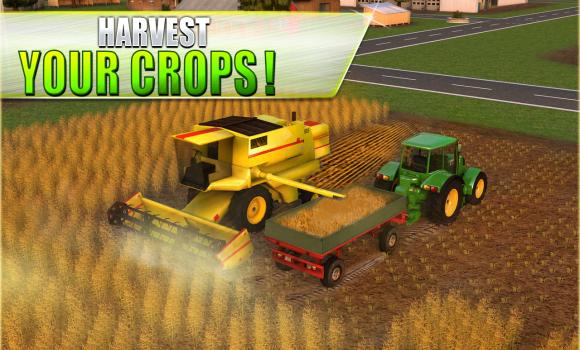 Farm Tractor Simulator 3D Ekran Görüntüleri - 4
