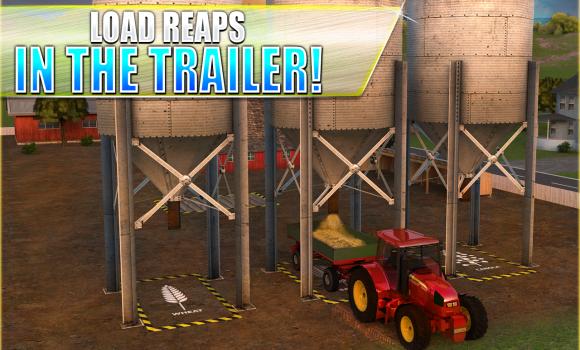 Farm Tractor Simulator 3D Ekran Görüntüleri - 3