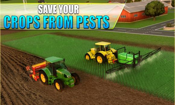 Farm Tractor Simulator 3D Ekran Görüntüleri - 2