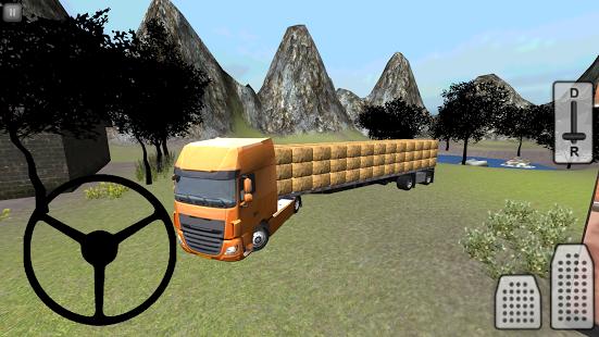 Farm Truck 3D: Hay Ekran Görüntüleri - 4