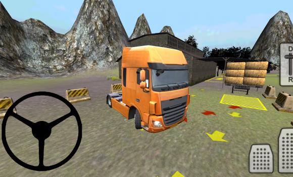 Farm Truck 3D: Hay Ekran Görüntüleri - 3