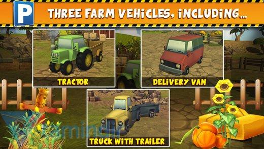Farm Truck Car Parking Simulator Ekran Görüntüleri - 1