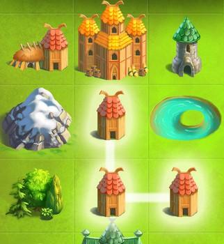 Farms & Castles Ekran Görüntüleri - 4