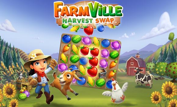 FarmVille: Harvest Swap Ekran Görüntüleri - 2