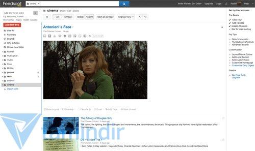 Feedspot Ekran Görüntüleri - 1