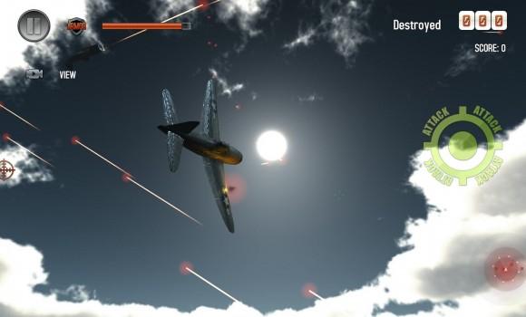 Fighter Jets Combat Simulator Ekran Görüntüleri - 5