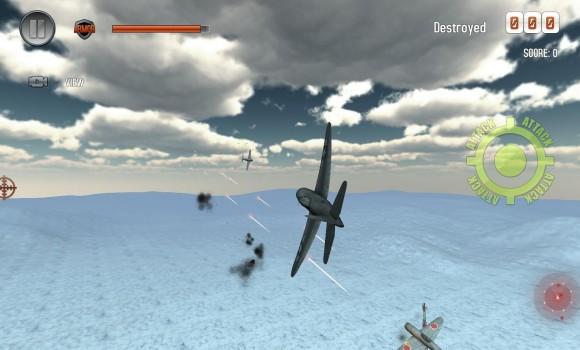 Fighter Jets Combat Simulator Ekran Görüntüleri - 4