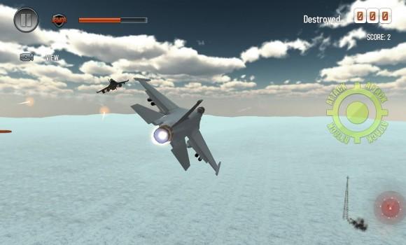 Fighter Jets Combat Simulator Ekran Görüntüleri - 3