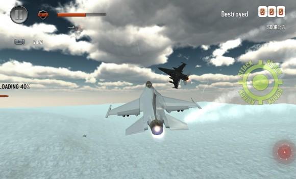 Fighter Jets Combat Simulator Ekran Görüntüleri - 2