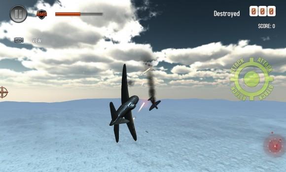Fighter Jets Combat Simulator Ekran Görüntüleri - 1