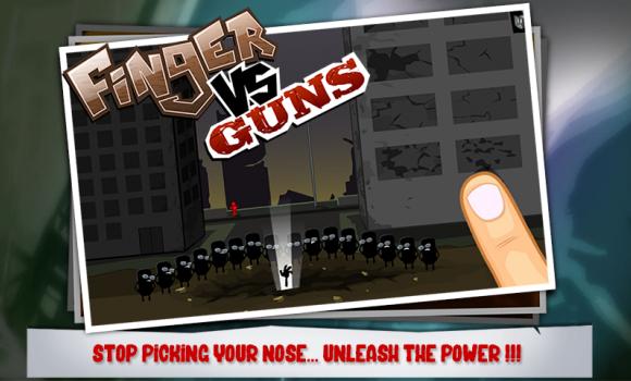 Finger Vs Guns Ekran Görüntüleri - 4