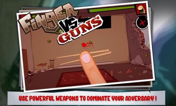 Finger Vs Guns Ekran Görüntüleri - 3
