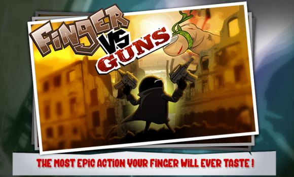 Finger Vs Guns Ekran Görüntüleri - 5