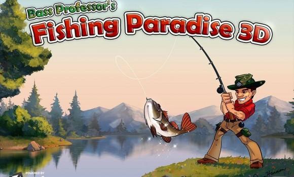 Fishing Paradise 3D Free+ Ekran Görüntüleri - 4