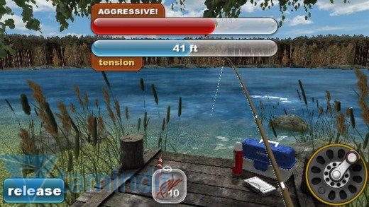 Fishing Paradise 3D Free+ Ekran Görüntüleri - 3