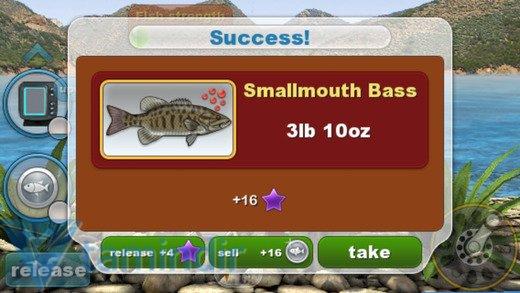 Fishing Paradise 3D Free+ Ekran Görüntüleri - 1