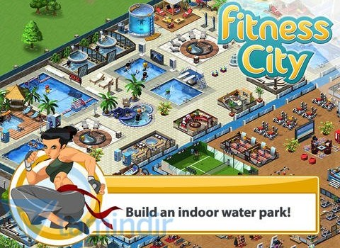 Fitness City HD Ekran Görüntüleri - 1