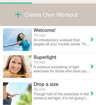 Fitness for Women Ekran Görüntüleri - 2