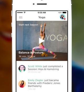 FitStar Yoga Ekran Görüntüleri - 4